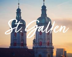 Gallen, Saint Gallen, Saint Gall, San Gallo – This is my Saint Gallen Swiss Rail, Stuff To Do, Things To Do, Cute Store, Helicopter Tour, Tourist Information, What Inspires You, Train Station, Empire State Building