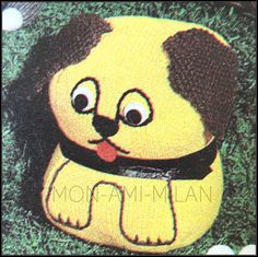 Knitting pattern postman pat doll with clothes jess cat soft vintage knitting pattern puppy dog soft knit cuddly toy animal 12 deep dt1010fo
