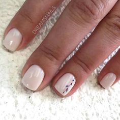 Best Choice of Nails Designs Appropriate For White Blouse ❤️ Those of you who are looking for a trendy business casual nails compilation have certainly come to the right place! The pickiest of you will be satisfied! Casual Nails, Stylish Nails, Trendy Nails, Cute Nails, Manicure Nail Designs, Nail Manicure, Nail Art Designs, Nail Polish, Ivory Nails