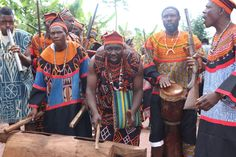The Tugh, also called Toghu or Atoghu is the official traditional regalia or cultural cloth of the people of North West Region of Cameroon.