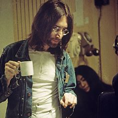 """""""Rain"""" is a Lennon song about nothing much — """"People moaning because . . . they don't like the weather,"""" he said. But the song, released months before Revolver as the B side to """"Paperback Writer,"""" was the Beatles' first public attempt to capture the LSD experience on record. They did it by infusing the track with tantalizing sounds — melting-chant harmonies, the brusque, leadlike flair of McCartney's bass, Starr's disorienting drum fills — and the promise of a realm beyond the usual senses…"""