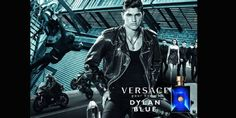 Dylan Blue il nuovo profumo Versace