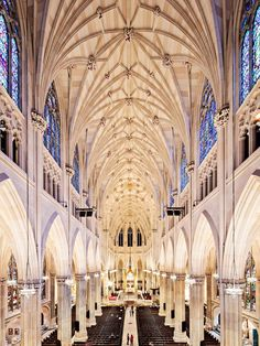 St. Patrick's Cathedral Is Born Anew After a $177 million Restoration