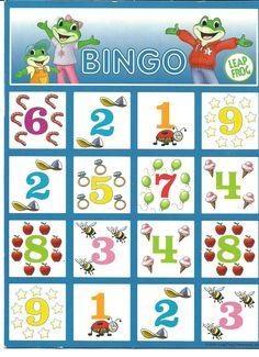 * Bingo cijfer! 2-4