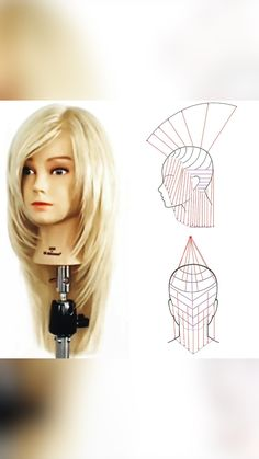 Hair Cutting Videos, Hair Cutting Techniques, Hair Color Techniques, Bangs With Medium Hair, Medium Hair Styles, Curly Hair Styles, I Like Your Hair, Love Hair, Haircuts For Long Hair