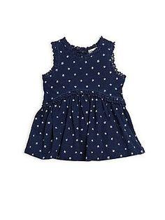 Splendid Baby's Star Print Jersey Top