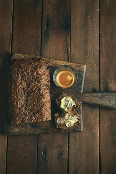 Old-Fashioned Date, Bran and Walnut Loaf: From the Kitchen