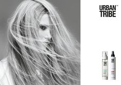 A fabulous look by Alain Pichon. Amazing smooth hair with a natural separation on lengths. Use 03.1 smothing gel on wet hair and blow dry. Then vaporize 06.5 sea water spray on medium dried or dried hair and blow dry again.