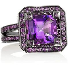Purple Jewelry - Shop for Purple Jewelry at Polyvore