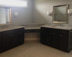 Kitchens & Baths   Photo Gallery   3 Pillar Homes #Master #Bathroom #3PillarHomes #Vanity #Cabinets #Cabinetry #Shower #Lighting #Flooring #Stone #Custom #Design #Home #Homes #Houses #Luxury #DreamHome #Tile