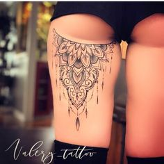 Hot Tattoos, Unique Tattoos, Beautiful Tattoos, Body Art Tattoos, Tattos, Awesome Tattoos, Tattoo Girls, Girl Tattoos, Back Of Leg Tattoos