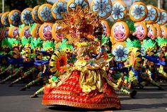 The Sinulog Festival of Cebu, Philippines