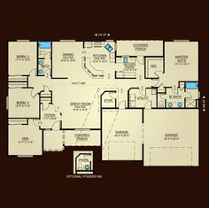 Properties plan 2494 hiline homes i really like that for Hiline homes plans