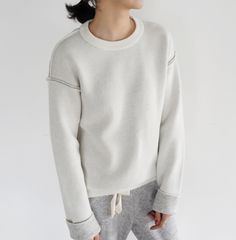 After a warm bath, cozy comfy clothes, a blanket, a glass of wine, a great book leaning against my hubs on the couch. Fashion Brand, Womens Fashion, Looks Cool, Minimal Fashion, Pretty Outfits, Lounge Wear, What To Wear, Winter Fashion, Casual Outfits