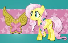 crystal fluttershy - My Little Pony Friendship is Magic Wallpaper ...