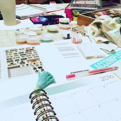 THE PLANNER PARTY HAS BEGUN!