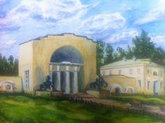 Купить картину художника Ирины Абрамовой Art Painting Gallery
