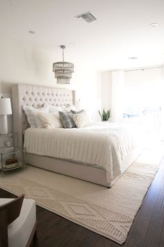 5 Marvelous Tips AND Tricks: How Much Does It Cost To Remodel A Master Bedroom And Bath remodel one bedroom.Bedroom Remodel On A Budget Fun how to remodel bedroom furniture. Cozy Bedroom, Bedroom Sets, Dream Bedroom, Bedroom With Couch, Bedding Sets, Target Bedroom, Bedroom Neutral, Bedroom Romantic, Mirror Bedroom