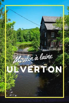Canton, Le Moulin, The Originals, Usa, Movie Posters, Paths, Travel, Vacation, Love