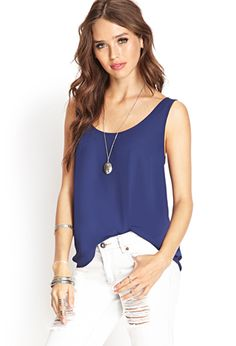 Beach Breeze Tank | FOREVER21 - 2000107158