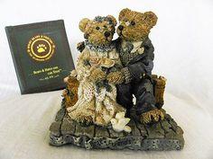 Boyds Bears on ebay at littledogheaven
