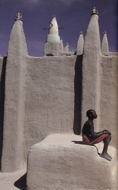 in Mali, photographed by Maggie Steber for Beyond The Horizon published by National Geographic Society, 1992