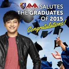 Enroll now at any of our campuses nearest you! Enjoy 50% discount on tuition fee for new enrollees and transferees when you enroll before April 15, 2015. Call 863-7000 or visit www.amaes.edu.ph — with Xena Fontanilla.