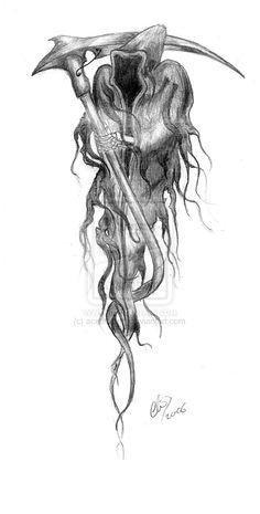 reaper by ~acetheone on deviantART