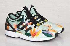 Adidas ZX Flux NPS - Birds Of Paradise