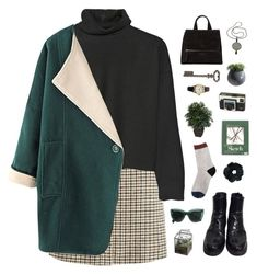 """perfectly lonely."" by ajeungs ❤ liked on Polyvore featuring Aubin & Wills, Marni, Chicnova Fashion, Dot & Bo, Prada, Nearly Natural, Givenchy, Thirstystone and American Apparel"
