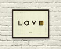 Liebe+Gleichheit+11+x+85+Kunstdruck+Poster+von+CONCEPCIONSTUDIOS