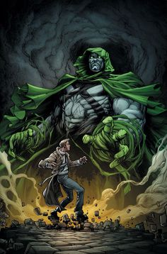 John Constantine / Spectre - by Howard Porter   #comics #dc