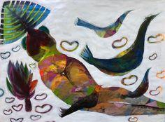 Hussein Salim Painting, Art, Art Background, Painting Art, Kunst, Paintings, Performing Arts, Painted Canvas, Drawings