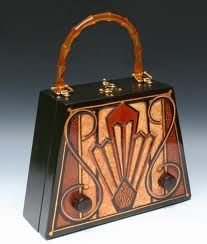 Cigar Box Handbag                                                       …