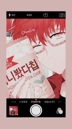 Animes Wallpapers, Cute Wallpapers, Seven Mystic Messenger, Picsart, Luciel Choi, Manhwa, Mystic Messenger Characters, Saeran, Dibujos Cute