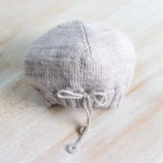 Baby Hat / Knitting Pattern Instructions in by LittleFrenchKnits