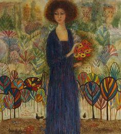 Buket Klimtu, por Alla Chakir