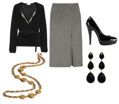 Audrey McClellan's Thanksgiving Style Tips: Dressy #2 (Click photo for more)