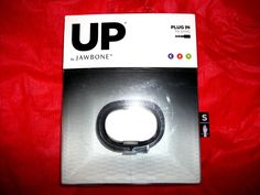 $54.99 THATS CHEAP! NEW NIB Jawbone UP Black SMALL Activity life Tracker New Sealed Health jaw bone #Jawbone