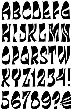 Витрина - Уолли Graffiti Lettering Fonts, Typography Alphabet, Lettering Styles, Vintage Typography, Typography Fonts, Lettering Design, Graphic Design Fonts, Typographic Design, Graphic Design Inspiration