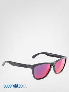 Okulary Oakley Aquatique Frogskins (abyss w/+red iridium) - Największy wybór Okulary przeciwsłoneczne Oakley   Supersklep.pl