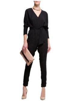 bigcatters.com long sleeve black jumpsuit (02) #jumpsuitsrompers