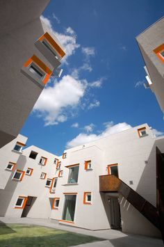apartment eco courtyard - Google Search