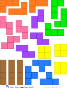 math vocabulary tetris... somehow I can make this work