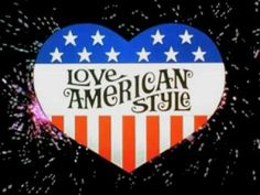 Love, American Style TV theme song