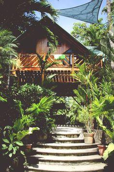Costa Rica is next.  Villa Cortes Nosara Retreat Center | Free People Blog #freepeople