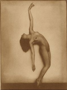 Movement Study (1925) by Rudolf Koppitz.