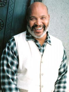 Mr. James Avery(1948-2013) - acclaimed actor & television icon.