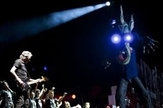 """Show """"The Wall"""", april/2012, Sao Paulo.  I will be there!"""