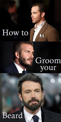 Grow the beard you want